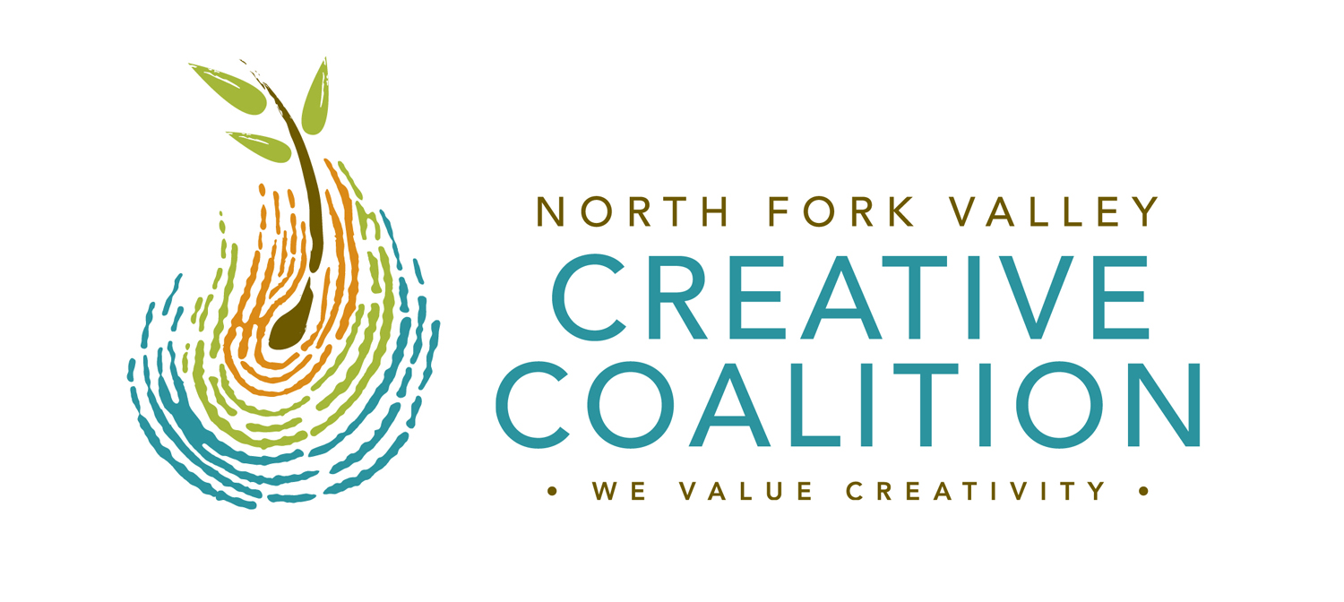 North Fork County Creative Coalition Logo