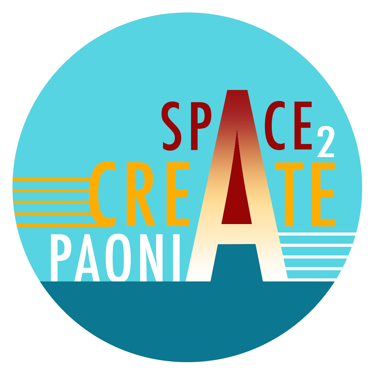 Space to Create Paonia Logo