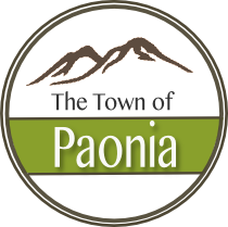 Town of Paonia Logo