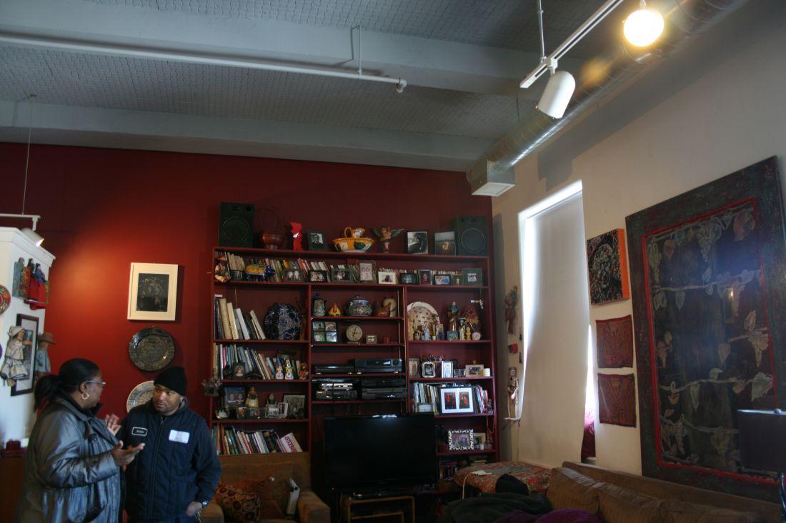 Switching Station Artist Lofts | Artspace