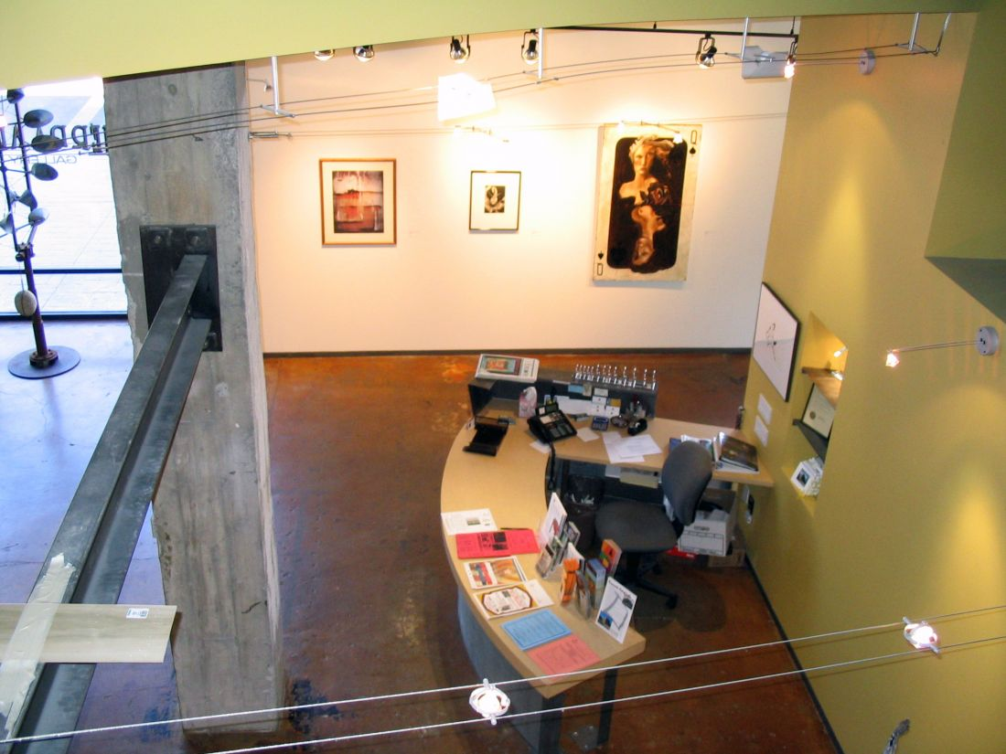 Riverside Artist Lofts Artspace