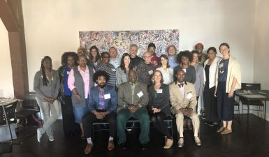 Artspace Immersion: Memphis cohort pictured